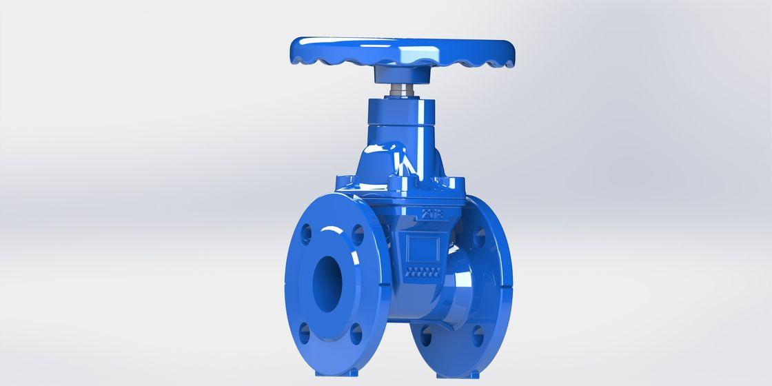 Low Torque Operation Water Gate Valve For Dringking Water FBE Coated Available