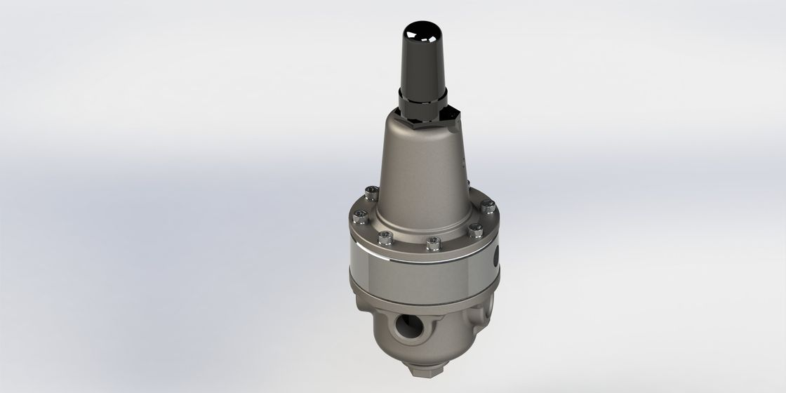 Hydraulic Control Valve Accessories Anticipate Pilot Prevent Damage Of Rapid Change Of Flow