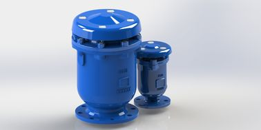 Ductile Iron GJS500-7 Combination Air Release Valve With Full Flow Area