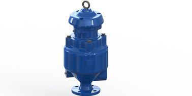 China Single Chamber Sewage Air Release Valve Flange Type Founded Large Air Release factory