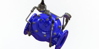 China Diaphragm Pressure Control Valve , EPOXY Coated Stainless Pressure Reducing Valve factory