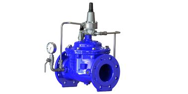 China EPOXY Coated Pressure Sustaining Valve With Accurate Pressure Control factory