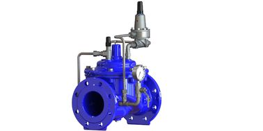China Ductile Iron Pressure Sustain Valve With Nylon - Reinforced Diaphragm factory